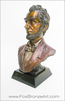 Abraham Lincoln by Nano Lopez Gallery Size