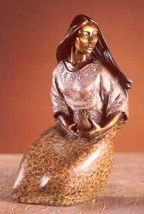 Jan jackson bronze sculptures presented by fox for Fine decor international inc